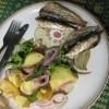 Italijanska salata od sardina i krompira