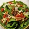 Salata sa spanaćem i orasima