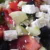 Grčka salata sa feta sirom