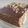 Pišinger torta recept