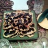 Pohovane banane sa čokoladom