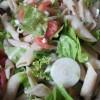 Integralni makaroni sa svežim povrćem