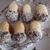 Keksi sa čokoladom i kokosom