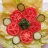 Salata kao cvet
