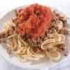 Moje špagete bolonjeze