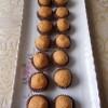 Kuglice od narandže u čokoladnim korpicama