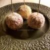 Glazirane jabuke s kokosom
