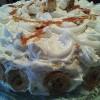 Banana karamel torta
