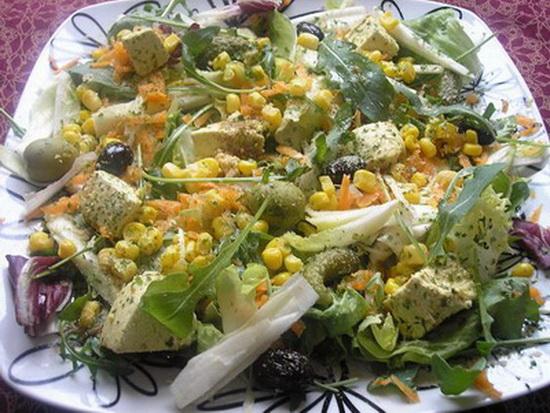 Salata-sa-kukuruzom-šećercem