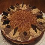 Čokoladna torta sa sirom