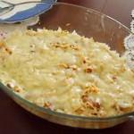 Piletina sa makaronima i sirom