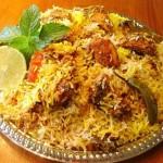 Indijska piletina sa pirinčem recept