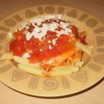 Pasta sa paradajz sosom