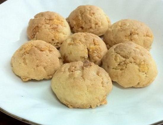 1 Kornfleks-kolačiči