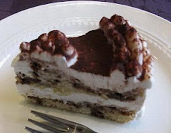 1 Tiramisu-torta