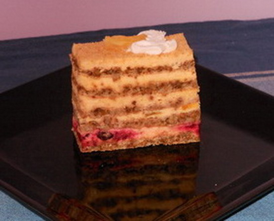 2 Moskva šnit torta