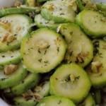 Salata od tikvica i oraha