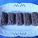 Čokoladne štanglice sa bademima
