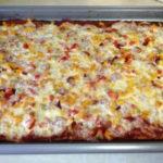 Pica sa karfiolom i kukuruzom šećercem