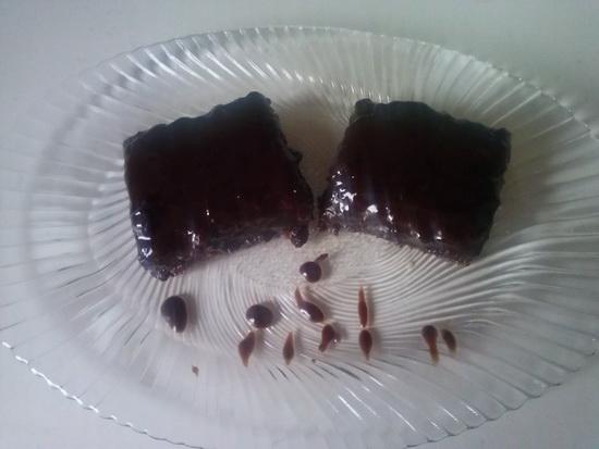 Čokoladne kocke sa rumom