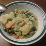 Mešano povrće sa grizom i pavlakom