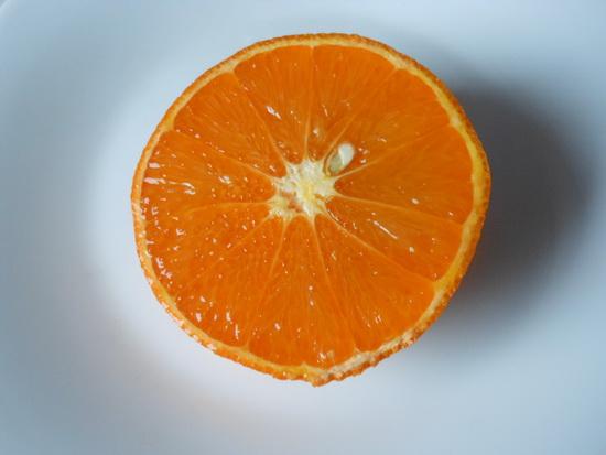 1 mandarina