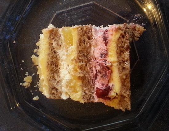2 Torta sa anansom i višnjama