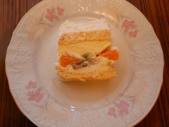 Posebna voćna torta