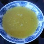 Lagana teleća supa