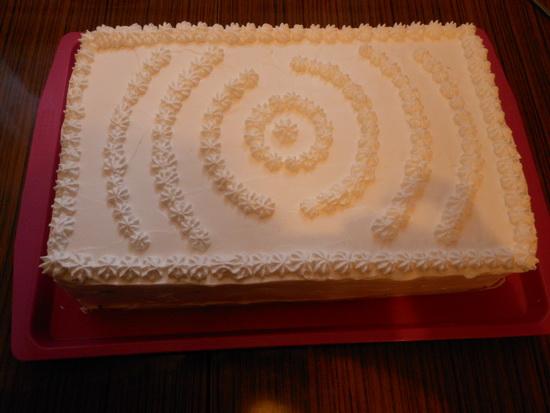 Torta bela fantazija