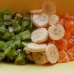 Brza zimska voćna salata