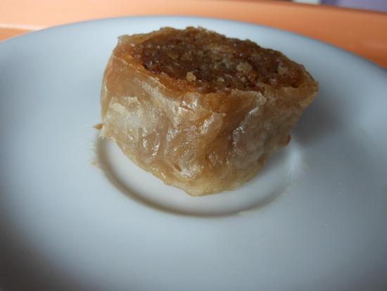 1 Rol baklava s orasima