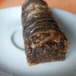 Rol baklava sa orasima i čokoladom