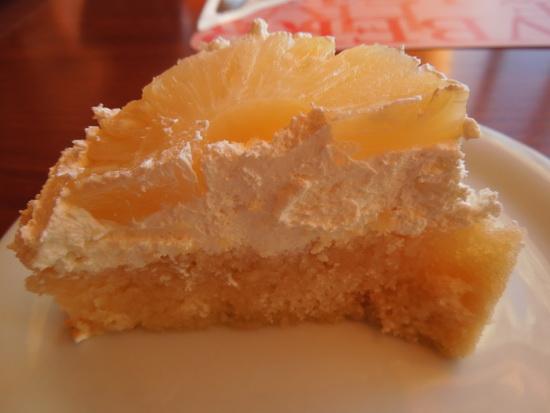Krem torta sa ananasom