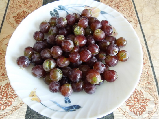bobece grožđa