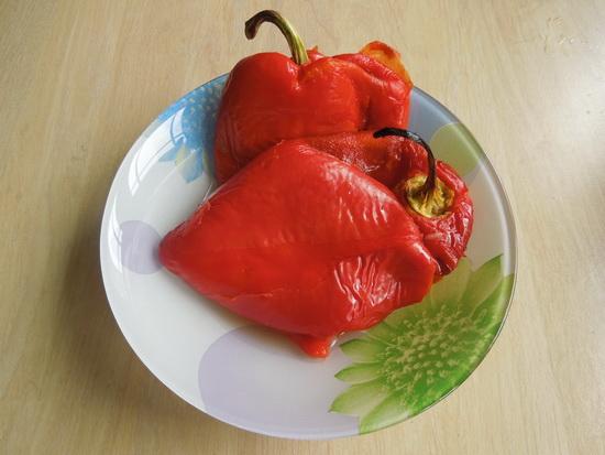 Pecena paprika