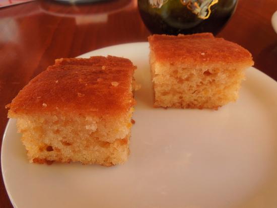 Kolač sa šećernim sirupom