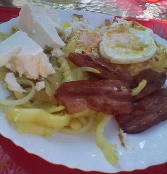 1 Doručak