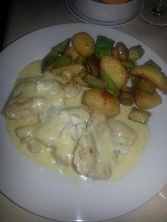 Piletina u siru i vermutu