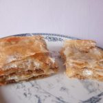 Posna pita s jabukama i orasima
