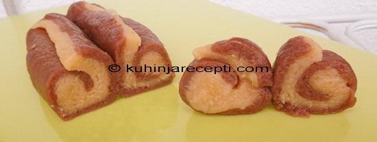 4 leptir keks