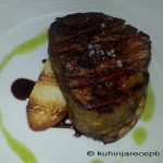 Biftek sa šampinjonima