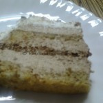 Kesten torta s bademima