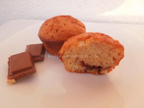 1 Mafini sa čokoladom i lešnicima (2)