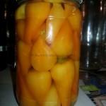 Savršene barene paprike u sirćetu i ulju