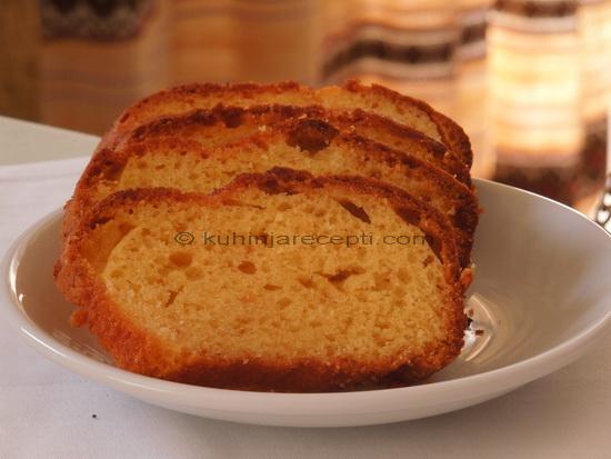 Slatki hleb sa cimetom