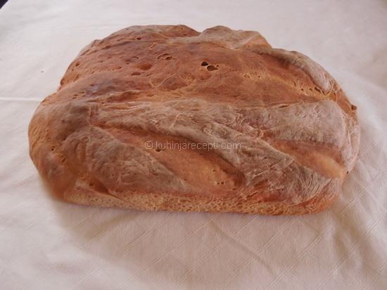 Bezglutenski hleb