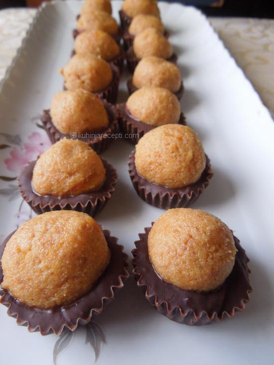 1 Kuglice od narandže u čokoladnim korpicama (2)