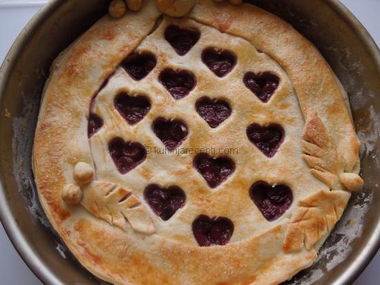 1 Novogodišnji kolač s višnjama (1)