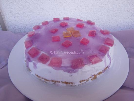 Torta sa želeom